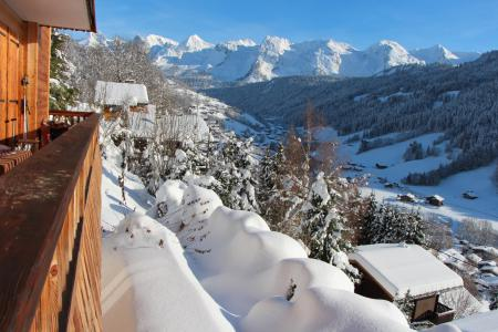 Holiday in mountain resort Chalet Etche Ona - Le Grand Bornand