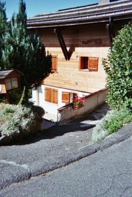 Holiday in mountain resort 2 room apartment cabin 4 people - Chalet Etche Ona - Le Grand Bornand