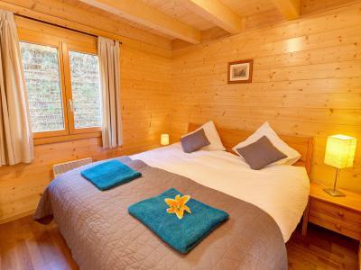 Vacances en montagne Chalet Etoile des 4 Vallées - Thyon - Chambre