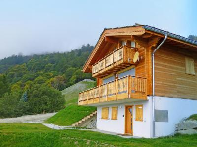 Rental Thyon : Chalet Falcons Nest summer