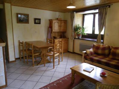 Wakacje w górach Apartament 3 pokojowy 4 osób - Chalet Falcoz - Valloire
