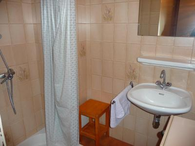 Holiday in mountain resort 4 room apartment 9 people (326) - Chalet Fleur des Alpes - Le Grand Bornand - Shower
