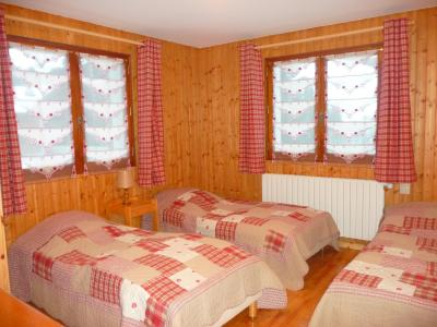 Holiday in mountain resort Chalet Fleur des Alpes - Le Grand Bornand - Single bed