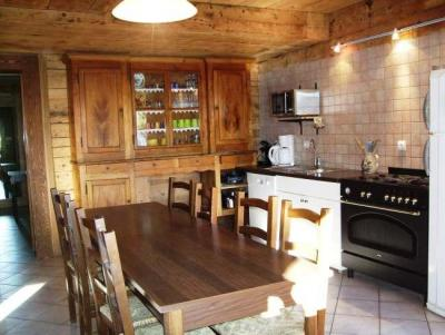 Summer accommodation Chalet Fontaine
