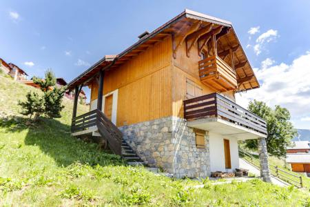 Location Peisey-Vallandry : Chalet Forsythia été