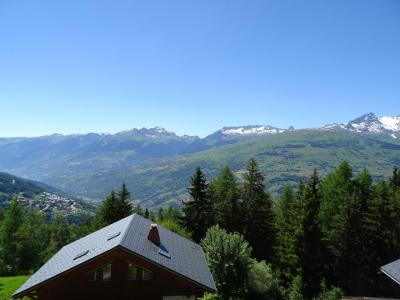 Location au ski Chalet 6 pièces 10 personnes - Chalet Forsythia - Peisey-Vallandry - Extérieur été