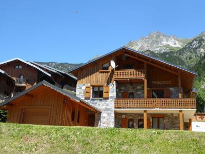 Huur Pralognan-la-Vanoise : Chalet Fran Blanc zomer