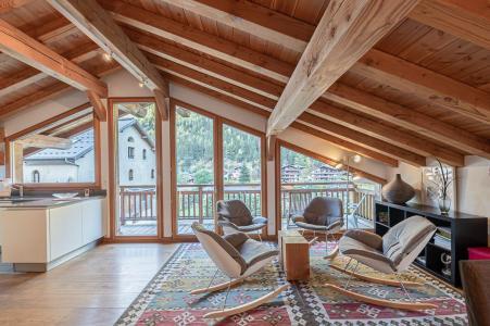 Vacances en montagne Chalet 5 pièces 8 personnes - Chalet Gaia - Chamonix - Logement