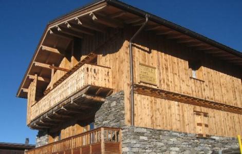 Location au ski Chalet Gaiduch - La Rosière - Extérieur été