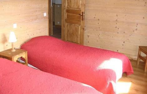 Vacances en montagne Chalet Gaiduch - La Rosière - Chambre