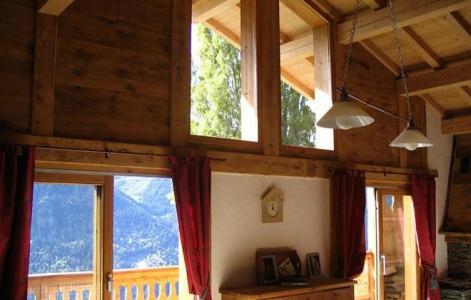 Vacanze in montagna Chalet Gaiduch - La Rosière - Soggiorno