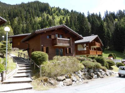 Rent in ski resort Chalet Goh - Les Contamines-Montjoie - Summer outside
