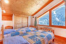 Vacances en montagne Chalet Grand Arbet - Champagny-en-Vanoise - Chambre