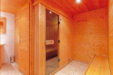 Vacances en montagne Chalet Grand Arbet - Champagny-en-Vanoise - Sauna