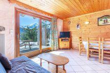 Vacances en montagne Chalet Grand Arbet - Champagny-en-Vanoise - Séjour