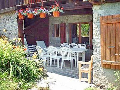 Rental Morillon : Chalet Grand Massif summer