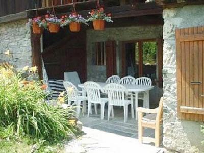 Location au ski Chalet 4 pièces 8 personnes - Chalet Grand Massif - Morillon - Extérieur été