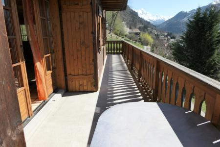 Rental Saint Gervais : Chalet Granier winter