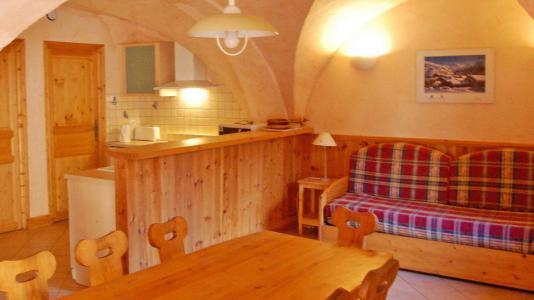 Vacances en montagne Appartement 3 pièces 6 personnes - Chalet Gremelle - Saint Martin de Belleville - Séjour