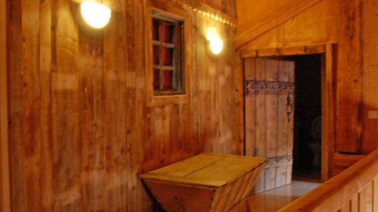 Vacances en montagne Appartement duplex 6 pièces 10 personnes - Chalet Gremelle - Saint Martin de Belleville - Entrée