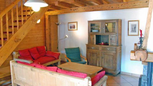 Vacances en montagne Appartement duplex 6 pièces 10 personnes - Chalet Gremelle - Saint Martin de Belleville - Séjour