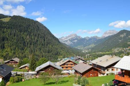 Rent in ski resort Chalet Grillet Charles - Châtel - Summer outside
