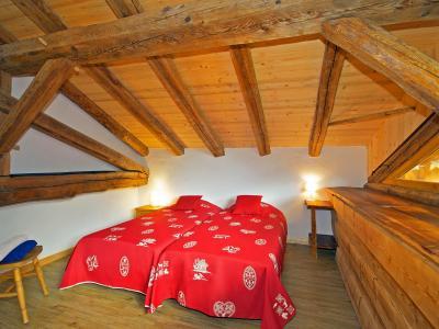 Vacances en montagne Chalet Honoré - Peisey-Vallandry - Chambre