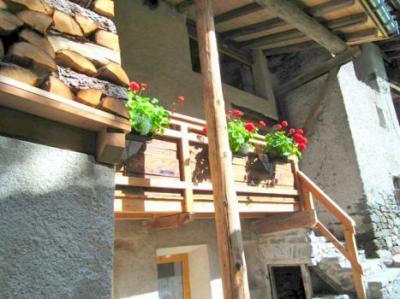 Location au ski Chalet duplex 9 pièces 15 personnes - Chalet Honore - Peisey-Vallandry - Extérieur été