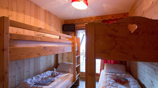 Vacances en montagne Chalet Husky - Les 2 Alpes - Lits superposés
