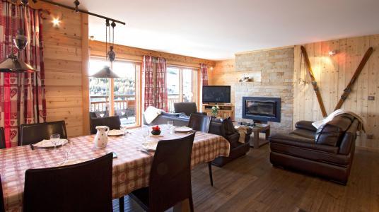 Vacances en montagne Chalet Husky - Les 2 Alpes - Salle à manger