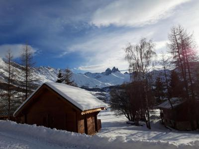 Wakacje w górach Chalet Hygge - Albiez Montrond