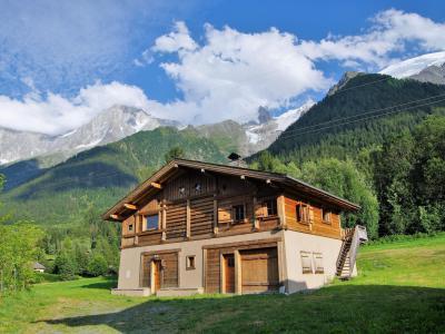 Location Les Houches : Chalet Ibex été