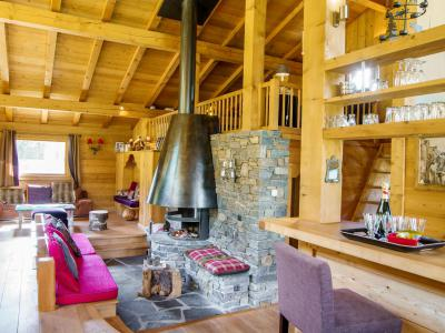 Summer accommodation Chalet Ibex