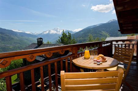 Location au ski Chalet Iona - Méribel - Extérieur été