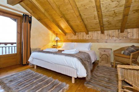 Holiday in mountain resort Chalet Iona - Méribel - Bedroom