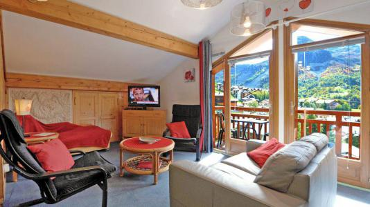 Summer accommodation Chalet Iris