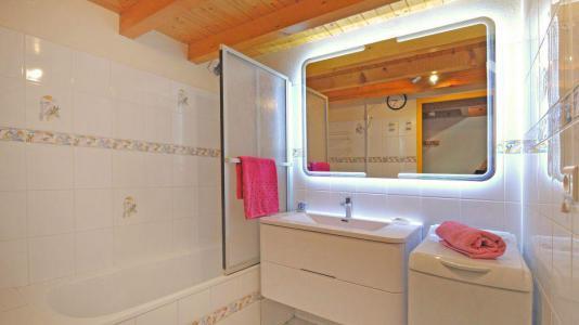 Vacances en montagne Appartement duplex 3 pièces 5 personnes - Chalet Iris - Saint Martin de Belleville - Salle de bains
