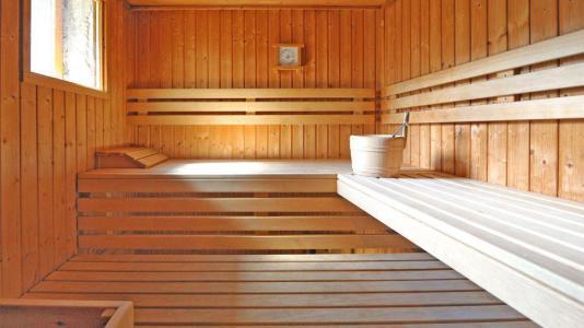 Vacances en montagne Appartement duplex 3 pièces 5 personnes - Chalet Iris - Saint Martin de Belleville - Sauna