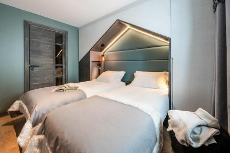 Vacances en montagne Appartement 3 pièces 4 personnes - Chalet Izia - Val d'Isère - Chambre