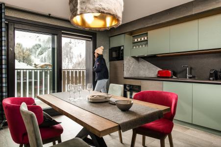 Vacances en montagne Appartement 3 pièces 4 personnes - Chalet Izia - Val d'Isère - Séjour