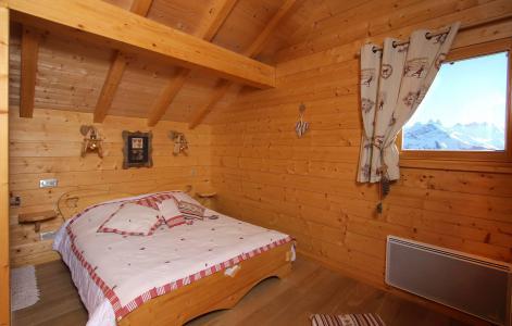 Vacances en montagne Chalet Jardin d'Hiver - La Toussuire - Chambre