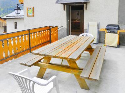 Location au ski Chalet Joly - Champagny-en-Vanoise - Extérieur été