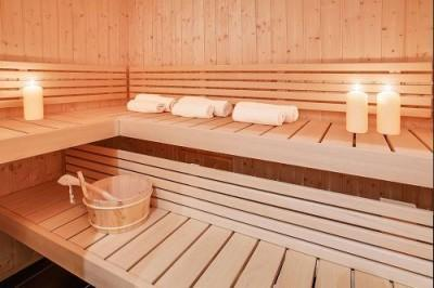 Holiday in mountain resort 6 room chalet 15 people (401) - Chalet Joubarde - Le Grand Bornand - Sauna