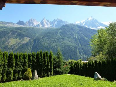 Location Chamonix : Chalet June hiver