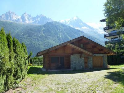 Vacances en montagne Chalet June - Chamonix