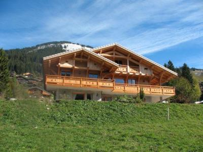 Rental Châtel : Chalet Klesse Christelle winter