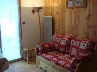 Holiday in mountain resort 3 room duplex apartment 4 people - Chalet l'Antarès - Valloire - Bench seat
