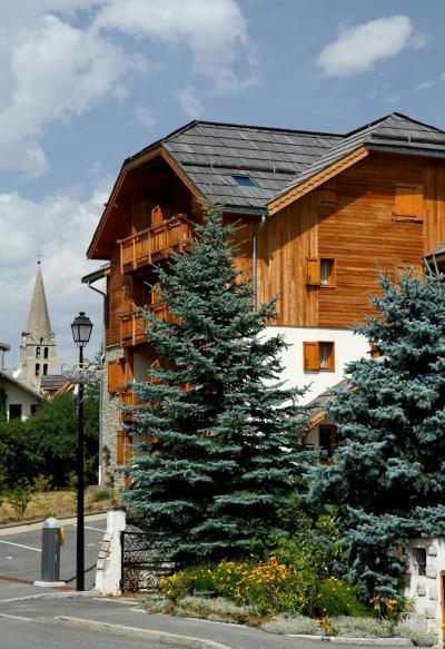 Location au ski Chalet l'Eterlou - Serre Chevalier - Extérieur été