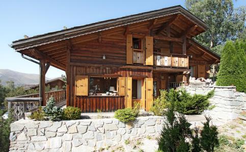 Location Les 2 Alpes : Chalet l'Olivier hiver