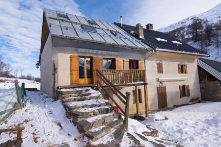 Holiday in mountain resort Chalet la Barmette - Valloire